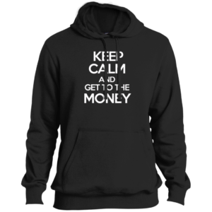 Keep Calm Money – Men's Urban Wear Pullover Hoodie