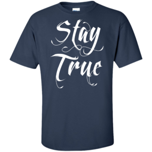 Stay True – Guys Tall Streetwear Graphic Tees