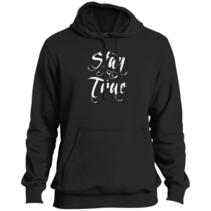 Stay True – Men's Comfortable Pullover Hoodie