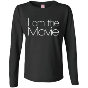 I Am The Movie – Men Trendy Clothing Sleeveless Tees