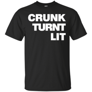 Crunk Turnt Lit – Womens Clubwear Tops Urban Wear