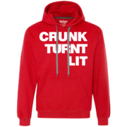 Crunk Turnt Lit – High End Urban Dope Hoodies for Men