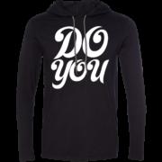 Do You – Urban Streetwear Hooded T-Shirt Mens