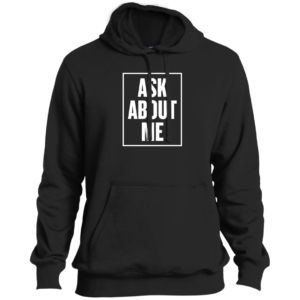 Ask About Me – Hip Hop Fashion Hoodies for Tall Men