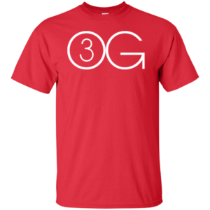 Triple Og – Hip Hop Fashion Men Tall Graphic T Shirts