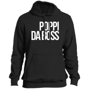 Poppi Da Boss – Urban Apparel Hoodies for Men Buy Online