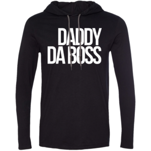 Daddy Da Boss – Unisex Fashion Custom Tee Shirts