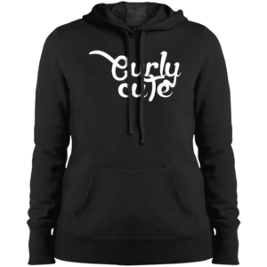 Curly Cute – Beautiful Natural Hair Hoodie for Women