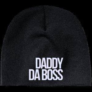 Daddy Da Boss – Fashionable Male Urban Beanie Hats