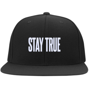Stay True – Mens Fashion Hip Hop Dope Snapback Caps