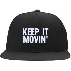 Keep It Movin' – Guys Cool Snap Backs