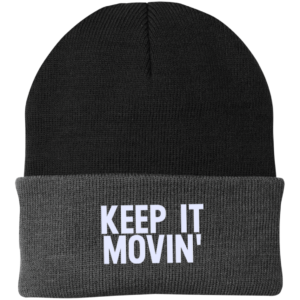 Keep It Movin' – Guys Knitted Skull Cap