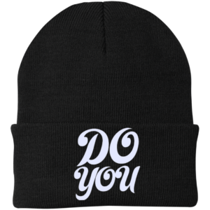 Do You – Embroidered Mens Skull Caps for Hip Hop Clothes