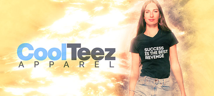 Searching for the Best Streetwear Brands and Hip Hop Fashion. You're Here! CoolTeez Apparel